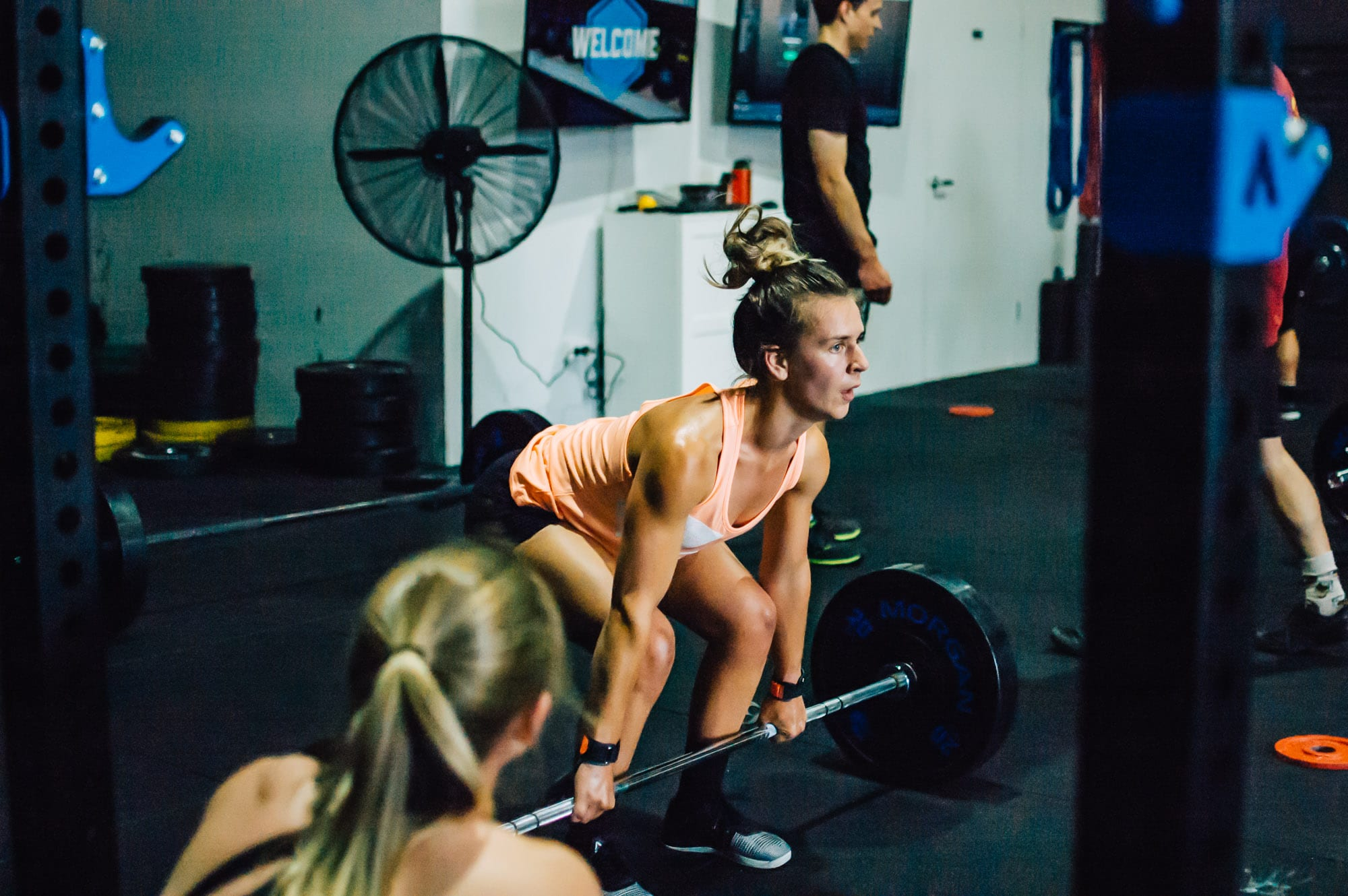 CrossFit Arete - Olympic Lifting